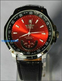 second hand watch for nursing/students/medical feild women/men (RED color)