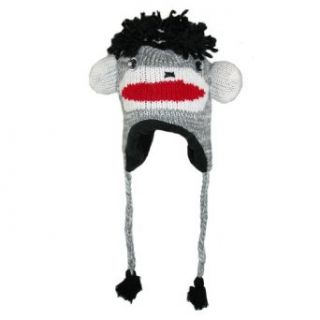 David & Young Knit Animal Hat for Kids Clothing