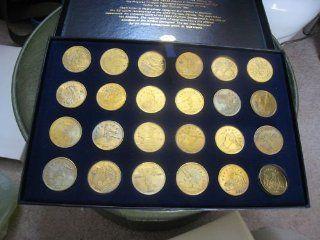1984 Los Angeles Olympics Transit Token Coin Set