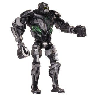 Real Steel Figure Wave 2 Zeus (Battle Damaged Version): Toys & Games