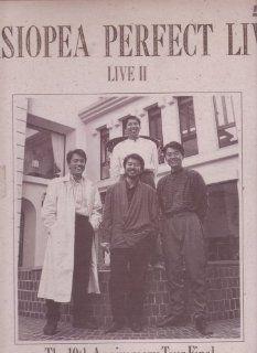 Casiopea Perfect Live (Live II) 10th Anniversary Tour Final (Laserdisc): Issei Noro guitar, Minoru Mukaiya keyboards, Akira Jimbo drums, Tetsuo Sakurai bass: Movies & TV