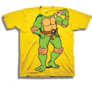 Teenage Mutant Ninja Turtles TMNT Michelangelo Costume Toddler T Shirt Tee Infant And Toddler Shirts Clothing