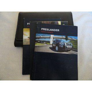 2004 Land Rover Freelander Owners Manual