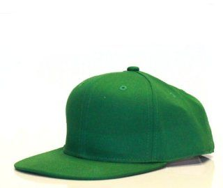 City Hunter Cf919 New Cotton Twill Solid Snapback  Green: Everything Else