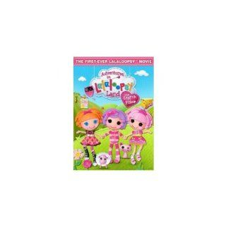 Adventures in Lalaloopsy Land: Search for Pillow  Available Today in DVD  2012: Toys & Games