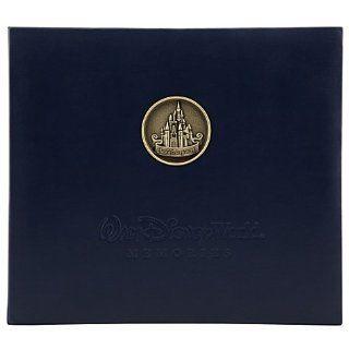 Disney World Castle Medallion Scrapbook Album 12x12