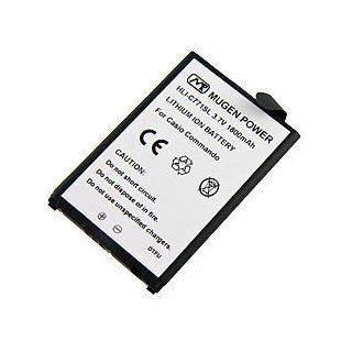 Mugen Power Slim Extended Capacity Battery for Casio GzOne Commando C771   Will not fit 2nd generation 4G LTE: Cell Phones & Accessories