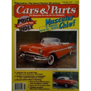 Cars & Parts Magazine February 1990 Vol. 33 #2 1957 Pontiac 1967 Amphicar Robert Jay Stevens Books