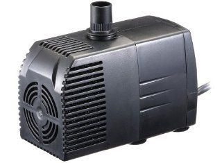 PP211F : 211 GPH Submersible, Aquaponics/Hydroponics/Fountain/Pond/Aquarium Pump   16' Cord : Pond Water Pumps : Patio, Lawn & Garden