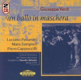 Verdi Un Ballo in Maschera Music