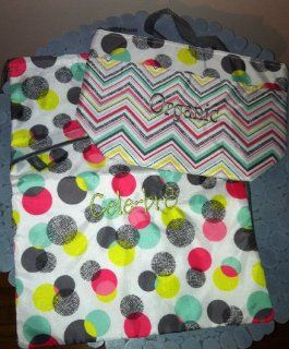 Thirty One Thermal Tote Lunch Punch Bowl with Cinch Sac  Reusable Lunch Bags