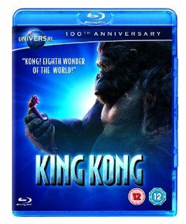 King Kong (2005)   Augmented Reality Edition [Region Free] [UK Import]: Movies & TV