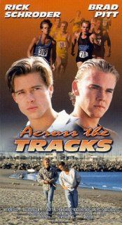 Across the Tracks [VHS]: Ricky Schroder, Brad Pitt, Carrie Snodgress, David Anthony Marshall, Thomas Mikal Ford, John Linton, Cyril O'Reilly, Jack McGee, Annie Dylan, Bebe Drake, Kent Lipham, Jaime Gomez, Michael Delahoussaye, Sandy Tung, Farrel Levy,