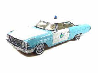 1964 Ford Galaxy 500 Police Car 1/18 c/o Toys & Games