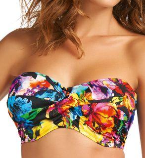 Fantasie Swimwear FS5461 Santa Rosa Underwire Twist Bandeau Bikini Swim Top