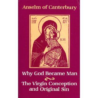 Anselm why god became man thesis