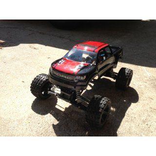 J Concepts 0225 Illusion Stampede 4x4   Ford Raptor SVT Super Screw Body Toys & Games