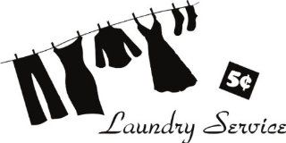 Laundry Room wall decal   Wall Decor Stickers