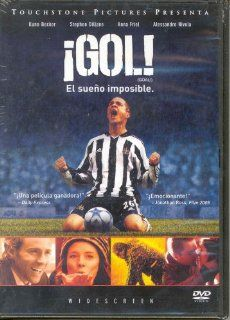 Gol El Sue�o Imposible (Goal   The Dream Begins) [NTSC/Region 1 and 4 dvd. Import   Latin America] Kuno Becker, Stephen Dillane, Alessandro Nivola, Anna Friel, Danny Cannon Movies & TV