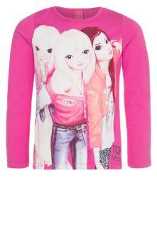 TOP Model   Long sleeved top   pink