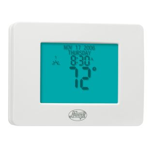 Hunter 7 Day Touch Screen Programmable Thermostat