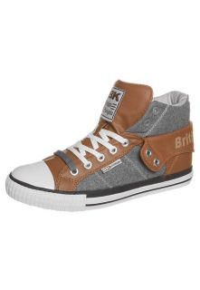 British Knights   ROCO   High top trainers   brown