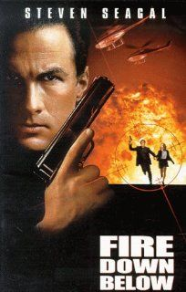 Fire Down Below [VHS] Steven Seagal, Kris Kristofferson, Marg Helgenberger, Stephen Lang, Brad Hunt, Harry Dean Stanton, Levon Helm, Mark Collie, Alex Harvey, Ed Bruce, Amelia Neighbors, Richard Masur, F�lix Enr�quez Alcal�, Jeb Stuart, Julius R. Nasso, R