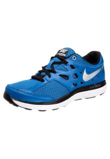 Nike Performance   DUAL FUSION LITE   Cushioned running shoes   blue