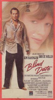 Blind Date [VHS] Kim Basinger, Bruce Willis, John Larroquette, William Daniels, George Coe, Mark Blum, Phil Hartman, Stephanie Faracy, Alice Hirson, Graham Stark, Joyce Van Patten, Jeannie Elias, Harry Stradling Jr., Blake Edwards, David Permut, Gary Hend