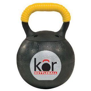 Power Systems 50188 KOR Kettleball 20 lb.  Kettlebell Weights  Sports & Outdoors