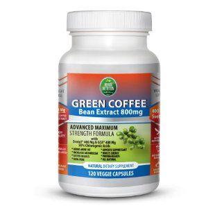 ►►► 120 Capsules Only Green Coffee Bean Extract Specially Formulated with 120 Capsules Containing the Two (2) Highest Quality Ingredients on the Market Svetol Tm & GCA Tm. Pharmaceutical Grade Quality, 100% Guaranteed If You Com