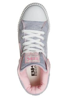 British Knights ROCO   High top trainers   grey
