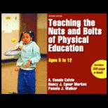 Teaching Nuts and Bolts of Physical Education   With CD