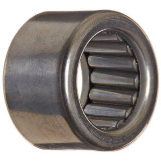 """Koyo BH 88 Needle Roller Bearing, Full Complement Drawn Cup, Open, Inch, 1/2"""" ID, 3/4"""" OD, 1/2"""" Width, 7500rpm Maximum Rotational Speed Industrial & Scientific"""