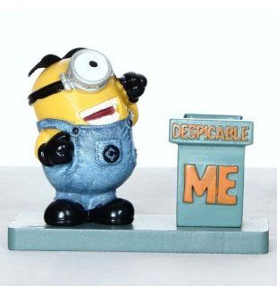 11cm Despicable Me 3d Minion Collectors Edition Different Styles Pen Holder Style: Toys & Games