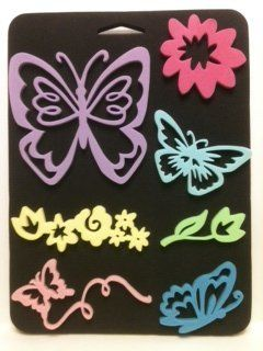 "Simply Stamps ""Flutter Butterlies"" 30 sheets (each sheet is perforated to make 7 different stamps) *Teachers/ Crafters Lot"