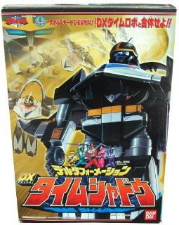 Power Rangers Time Force Time Shadow Megazord Figure: Toys & Games