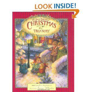 Holly Pond Hill Christmas Treasury Paul Kortepeter, Susan Wheeler 9780525461562 Books