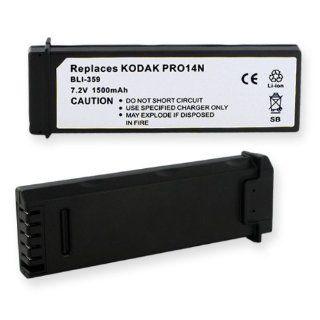 Replacement Battery for Kodak DCS PRO SLR/C Digital Cameras   Empire Scientific #BLI 359