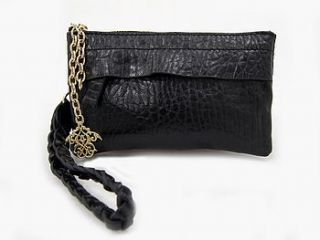 lucie wristlet bag by kausar