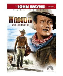 Hondo (Full Screen): John Wayne, Geraldine Page, Ward Bond, Michael Pate, James Arness, Rodolfo Acosta, Leo Gordon, Tom Irish, Lee Aaker, Paul Fix, Rayford Barnes, Frank McGrath, Archie Stout, Robert Burks, John Farrow, Ralph Dawson, Robert Fellows, James
