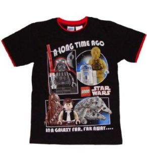 Lego Star Wars Far Far Away Boys T shirt Fashion T Shirts Clothing