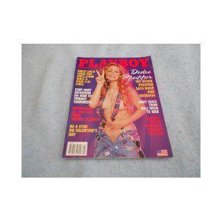 Playboy Magazine February 2002   Dedee Pfeiffer, PMOM Anka Romensky Playboy Magazine Books