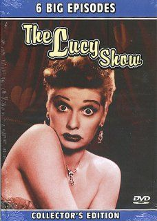 The Lucy Show Collector's Edition 6 Big Episodes Lucy Gets Trapped, Lucy Goes Babysitting, Lucy Meets John Wayne, Lucy with George Burns Lucy Meets the Berles Lucy & the Flight Manager Movies & TV