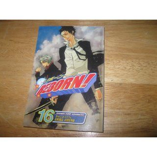 Reborn!, Vol. 16: Akira Amano: 9781421528571: Books