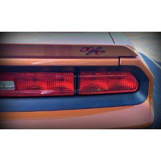 2013 DART DODGE CHRYSLER JEEP RAM R/T RT EMBLEM DECAL NAMEPLATE MOPAR RED BLACK Automotive