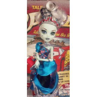 Monster High Scary Tale Dolls Frankie Stein Toys & Games