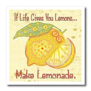 ht_104551_3 Dooni Designs Fruit Designs   Ornate Vintage Stylized If Live Gives Lemons Make Lemonade   Iron on Heat Transfers   10x10 Iron on Heat Transfer for White Material: Patio, Lawn & Garden
