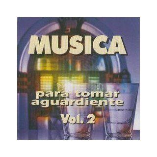 CD POPULAR MUSICA PARA TOMAR AGUARDIENTE VOL. 2` Music