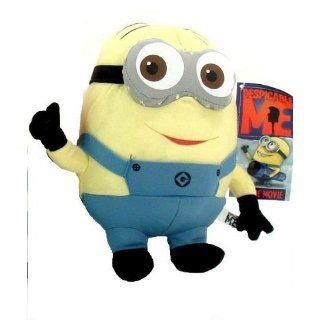 Despicable Me the Movie Dave Minion Plush Toy Doll: Toys & Games
